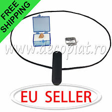 New Spy Earpiece Bluetooth Invisible Mini Wireless Micro Earphone Covert Hidden