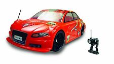 RADIO CONTROL DRIFT CAR 4X4 AUDI SHAPE 1/10 SCALE 20KH/H