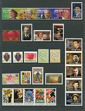 US 2008 Complete Commemorative Year Set - 75 Stamps- 49 Stamps & 2 Sheets USA NH