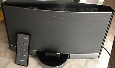 Bose SoundDock Portable With Original Remote & Power Lead, Bluetooth Adapter