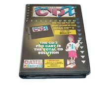 ## CDX Pro V1 ~~ Mega-CD Importadapter für NTSC Spiele in OVP - NEUWERTIG ##