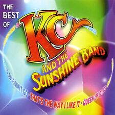 Kc And The Sunshine Band BEST OF 16 Songs ESSENTIAL Shake Your Booty NEW CD