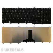 Toshiba Satellite L675 C660 UK LAYOUT KEYBOARD NEW