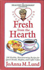 JOANNA M. LUND FRESH FROM THE HEARTH COOKBOOK  LIKE NEW