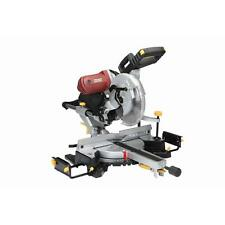 "12"" Double-Bevel Sliding Compound Miter Saw with Laser Guide - NIB Free Fedex 48"