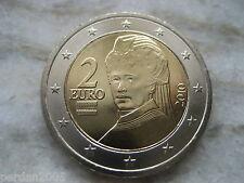 AUSTRIA 2010 2 EURO STANDARD UNC - FIOR DI CONIO - FDC ÖSTERREICH