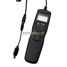Timer Remote Shutter Release MC-36 for Nikon D90 D5000 D5500 D5200 D5300 D610