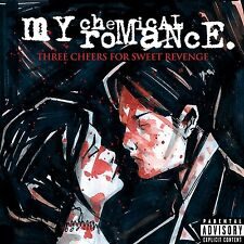 My Chemical Romance - Three Cheers For Sweet Revenge - Vinyl LP SEALED