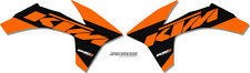 KTM SX SXF 2011 - 2012 EXC 2012 - 2013 MOTOCROSS GRAPHICS MX GRAPHICS MX DECALS