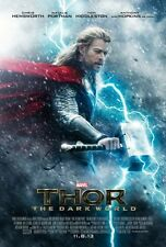 Thor The Dark World Movie Poster 24in x 36in