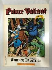 Prince Valiant Vol. 6: Journey to Africa Over-Sized TPB Fantagraphics 1989