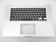 "USED Top Case Topcase Keyboard for A1286 MacBook Pro 15"" 2009 No Trackpad"