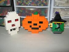 "LEGO    ""HALLOWEEN""       BUILT FOR DISPLAY AND PICTURES"