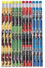 Marvel Heroes Avengers Assemble Pencils Birthday Party Favor Teacher Supplies 12