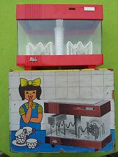 Lave vaisselle Piko avec sa boite Jouet ancien poupée doll toy vintage