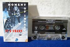 It's Crazy Moment Of Impact 5 track 1993 promotional CASSETTE TAPE