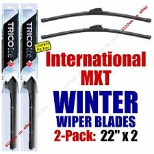 WINTER Wiper Blades 2pk Premium fit 2007-2009 International MXT - 35220x2