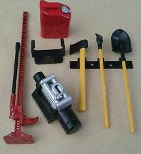 1/10 RC Crawler/Truck Tool Kit Red