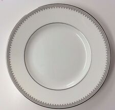 "VERA WANG by WEDGWOOD GROSGRAIN 6""  BREAD & BUTTER PLATE - BONE CHINA - NEW"