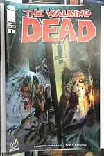 WALKING DEAD #1 Columbus Wizard World Comic Con Exclusive Variant Cover Image