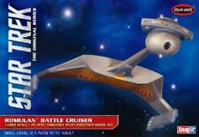POLAR LIGHTS 1/1000 STAR TREK ROMULAN BATTLE CRUISER POL897