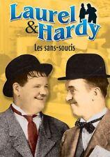 15178 //LAUREL & HARDY LES SANS SOUCIS DVD NEUF SOUS BLISTER