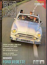 RETROVISEUR 105 FORD VEDETTE FERRARI DAYTONA 365 GTB/4 & GTC/4 MONTERDI 375 L