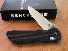 BENCHMADE New Axis Stryker II Plain Edge 154CM Tanto Blade Knife/Knives