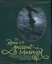 The Rime of the Ancient Mariner with Classic Illustrations by Gustave Doré HC