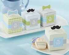 24 My Little Man Baby Shower Favor Boxes