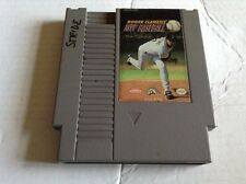Nintendo Nes Game Cart  Usa Cart ntsc Import Roger Clemens Baseball