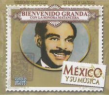 Bienvenido Granda Con La Sonora Matancera Mexico y su Musica Box set 3CD New