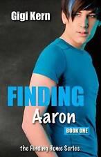 Finding Aaron by Kern, Gigi -Paperback