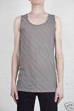 New ALEXANDRE PLOKHOU Men's Bias Cut Racer Back TANK TOP from BARNEYS NEW YORK