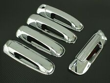 2002 - 2008 DODGE RAM TRIPLE CHROME DOOR HANDLE & TAILGATE COVER