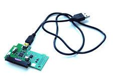 Adaptateur SATA (disque dur de portable) vers USB + cable de connexion PC