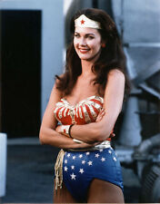 "Lynda Carter Wonder Woman Classic TV 14 x 11"" Photo Print"