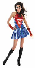 The Amazing Spider-Girl Deluxe Female Adult Costume Marvel Comics Size 8-10 NEW