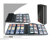 Album Pro-Binder classeur portfolio 4-UP NOIR pour 480 cartes pokémon magic 5759