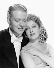 Nelson Eddy and Jeanette MacDonald UNSIGNED photo - D236 - I Married an Angel