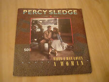 "PERCY SLEDGE-WHEN A MAN LOVES A WOMAN (ATLANTIC 7"")"