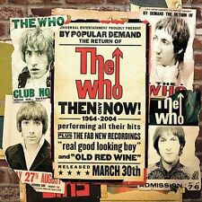 Then And Now 1964-2004 2004 by The Who