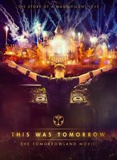 This cosa Tomorrow-The Tomorrowland MOVIE BLU-RAY NUOVO Hans stanza/Faithless/+