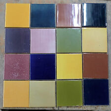 Set of 16 Tiles from Holland