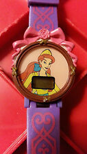 Beauty And The Beast Belle Disney Wrist Watch - Dead Battery