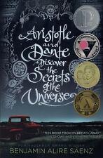 Aristotle and Dante Discover the Secrets of the Universe by Benjamin Alire...