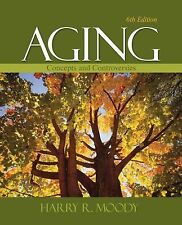 Aging : Concepts and Controversies by Harry R. Moody (2009, Paperback)