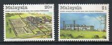 Malaysia MNH 1988 Sultan Ismail Hydro-electric Power Station