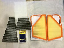 BENTLEY Gt Gtc Flying Spur  AIR Filter #3W0129620B & 3W0129620C + Cabin + Oil