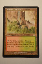Mtg Magic the Gathering Onslaught Wooded Foothills